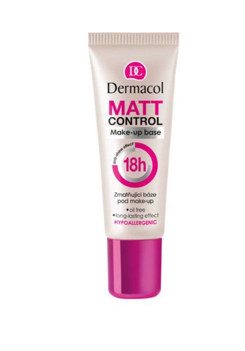 DERMACOL MATT CONTROL MAKE-UP BASE 20ml Βάση πριν από το μακιγιάζ