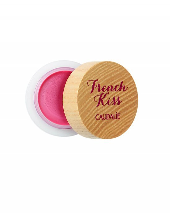 CAUDALIE FRENCH KISS LIP BALM SEDUCTION DELICIOUS PINK 7.5G