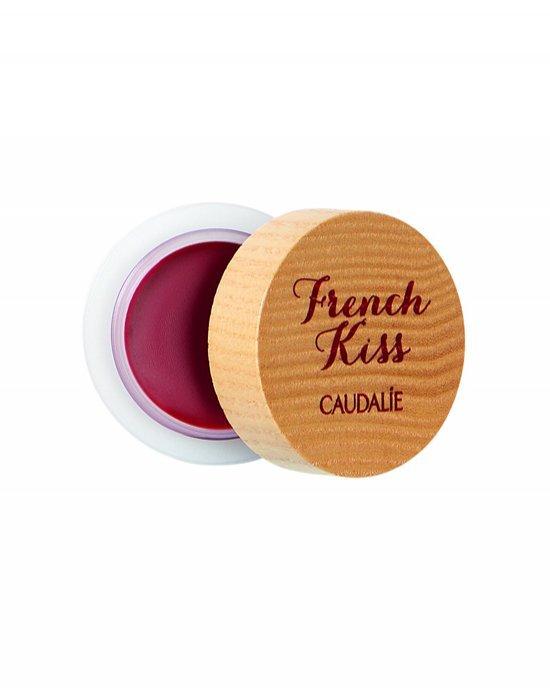 CAUDALIE FRENCH KISS LIP BALM ADDICTION DELICIOUS PINK 7.5G