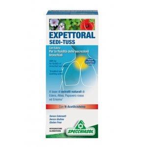 SPECCHIASOL EXPETTORAL SEDI-TUSS  170ML