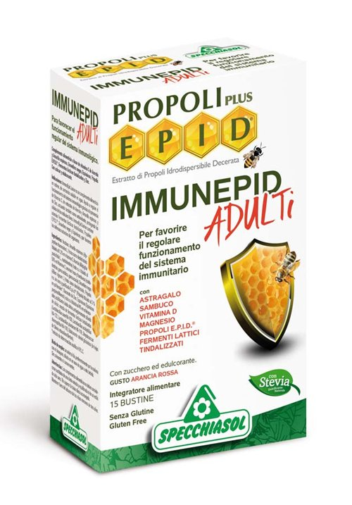 SPECCHIASOL PROPOLI PLUS EPID IMMUNEPID ADULTS 75g