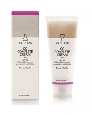 YOUTH LAB CC Complete Cream Spf 30 50ml Normal_Dry Skin