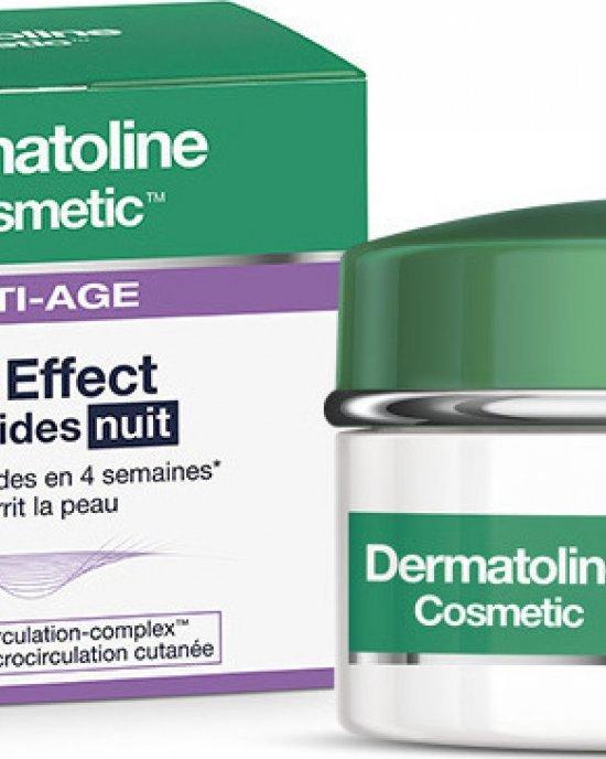 Dermatoline Cosmetic Anti-rides Lift Effect nuit 50ml