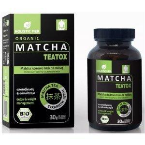 Holistic Med Matcha Teatox 30gr