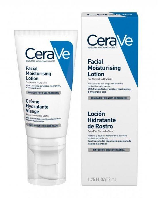 CeraVe Facial Moisturizing cream 52ml