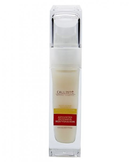 CALLISTO ADVANCED INTENSIVE REJUVENATION FACE SERUM 30ml