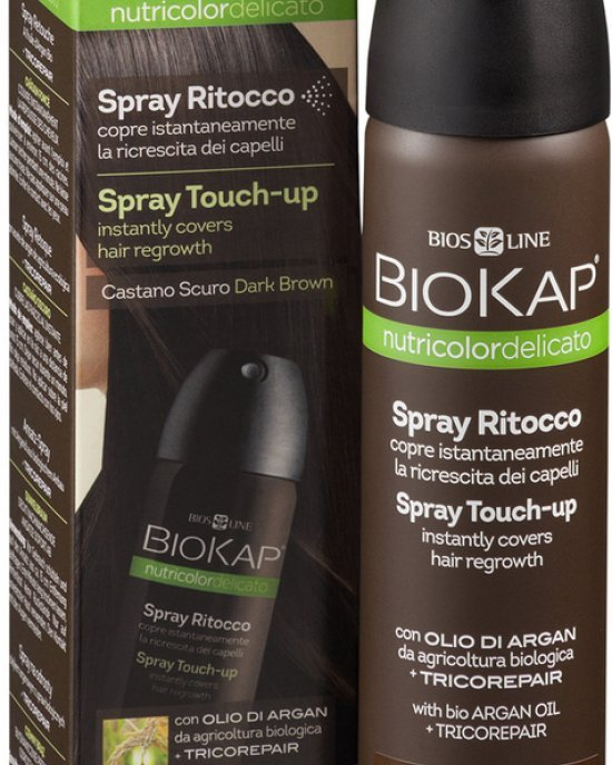 Biosline BioKap Nutricolor Spray Touch-Up Dark Brown
