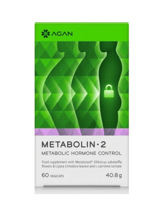 Samcos Agan Metabolin 2 60 vegicaps