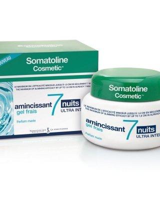 Somatoline Cosmetic Amincissant Gel Frais 7 Nights Ultra Intensif 400ml
