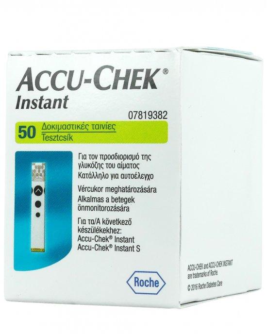 Accu-Chek Instant 50 Strips