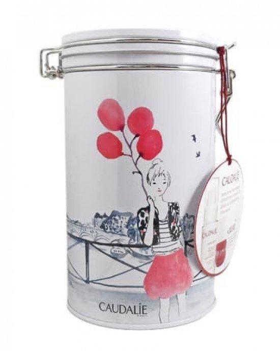 Caudalie Πακέτο Vinosource S.O.S Thirst Quenching Serum 30ml με δώρο Βερνίκι Νυχιών Kure Bazaar Mademoiselle K 10ml