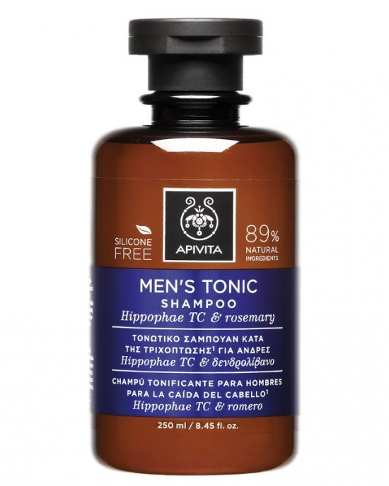 APIVITA PROPOLINE SHAMPOO FOR MEN (FOR HAIRLOSS)  250ML