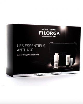 Filorga Set Optim Eyes Eye Contour 15ml +Filorga NCEF-Intensive Serum 4ml, + Filorga Time-Filler 15ml