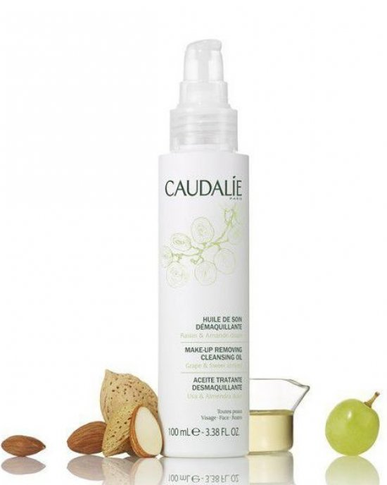 CAUDALIE MAKE UP REMOVING CLEANSING OIL 100ml