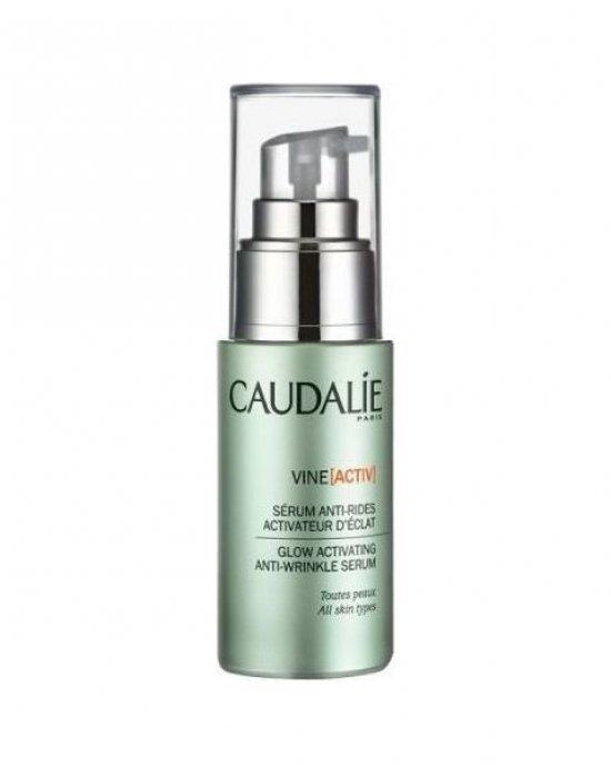 CAUDALIE VINEACTIV GLOW ACTIVATING ANTI WRINKLE SERUM 30ml