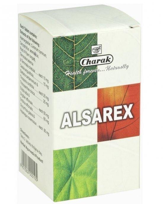 CHARAK ALSAREX 60 ΤΑΜΠΛΈΤΕΣ