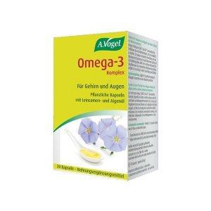 A. VOGEL OMEGA-3 30CAPS