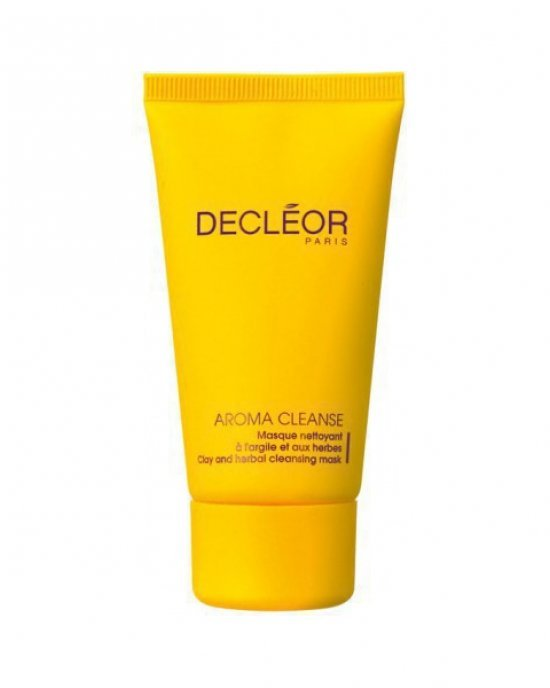 DECLEOR AROMA CLEANSE CLAY AND HERBAL CLEANSING MASK 50ml
