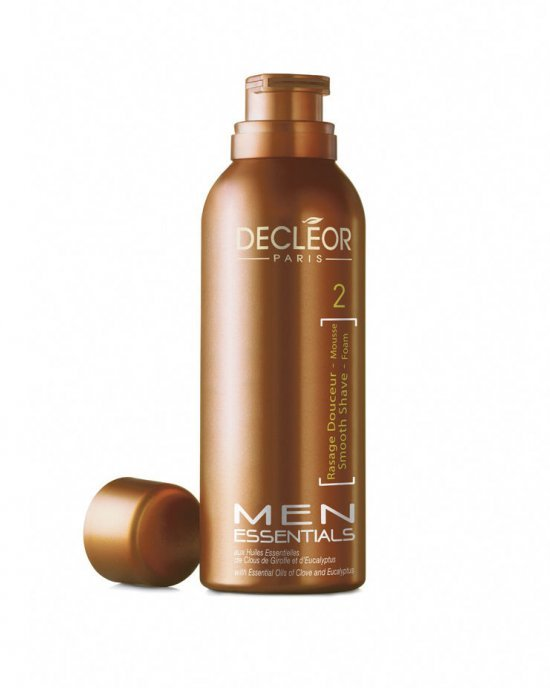 DECLEOR MEN'S CARE SMOOTH SHAVE FOAM 200mL
