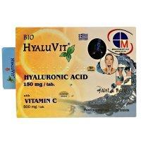 MEDICHROM BIO HYALUVIT HYALURONIC ACID 150MG 30 tabs