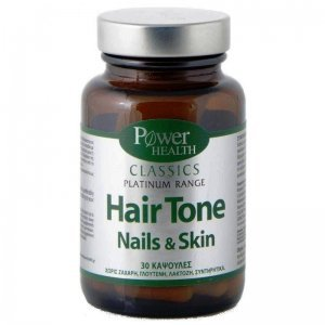 POWER HEALTH CLASSICS PLATINUM HAIRTONE NAILS AND SKIN 30CAPS