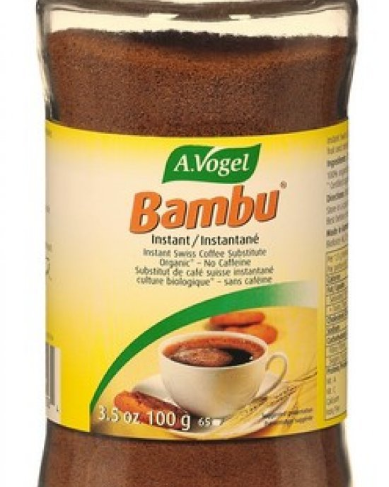 A. VOGEL BAMBU INSTANT COFFEE 100G