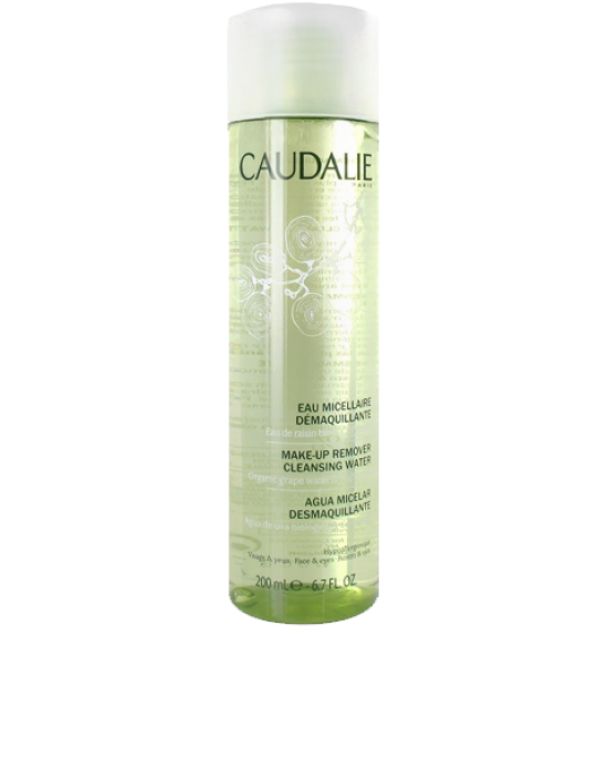 CAUDALIE MAKE-UP REMOVER CLEANSING WATER 200ML