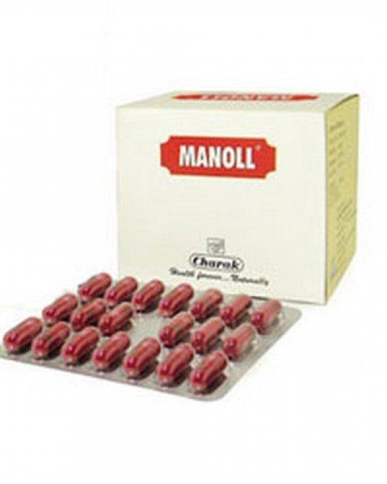 CHARAK MANOLL 40 ΧΆΠΙΑ