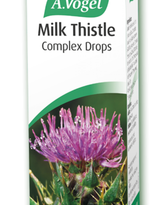 A. VOGEL MILK THISTLE DROPS 50mL
