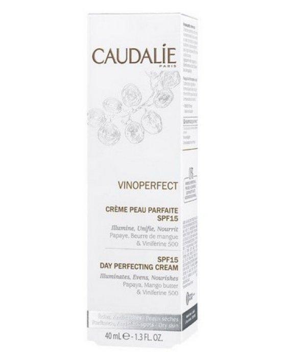 CAUDALIE VINOPERFECT DAY PERFECTING CREME SPF15 - ΚΡΈΜΑ ΗΜΈΡΑΣ 40ML